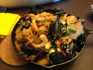 Paella for 6
